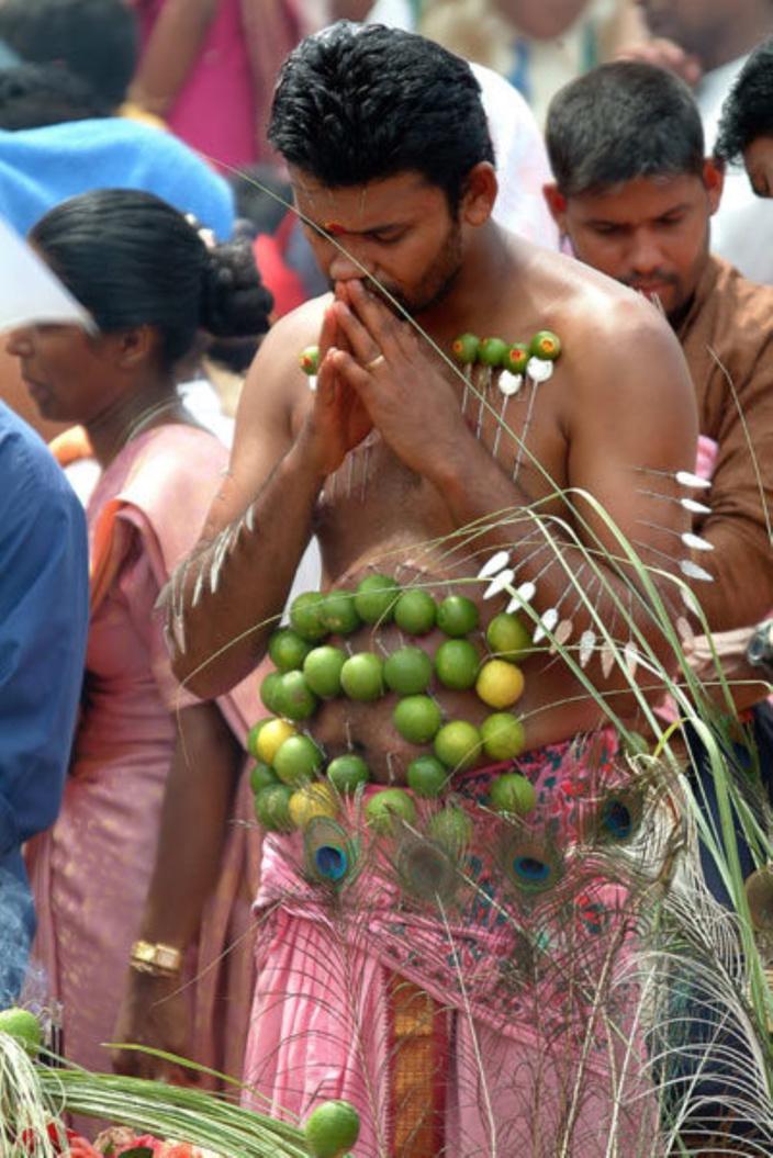 Thaipoosam Cavadee : Les dix jours de jeûne démarrent ce jeudi