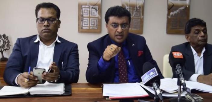 Selon Yatin Varma, il n'y a pas eu de magouille électorale