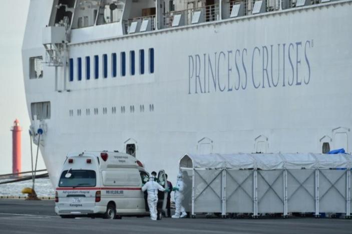 [Coronavirus] Deux Mauriciens en quarantaine sur un bateau de croisière au large du Japon