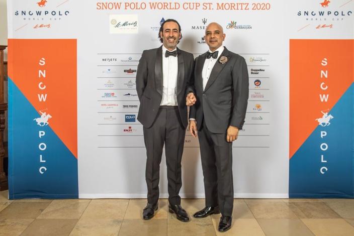 @ St. Moritz Snow Polo & Fotoswiss.