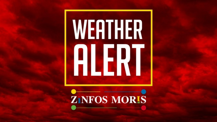 Avis de vents forts à Maurice ce lundi soir  : Des vagues de l'ordre de 4 mètres attendues