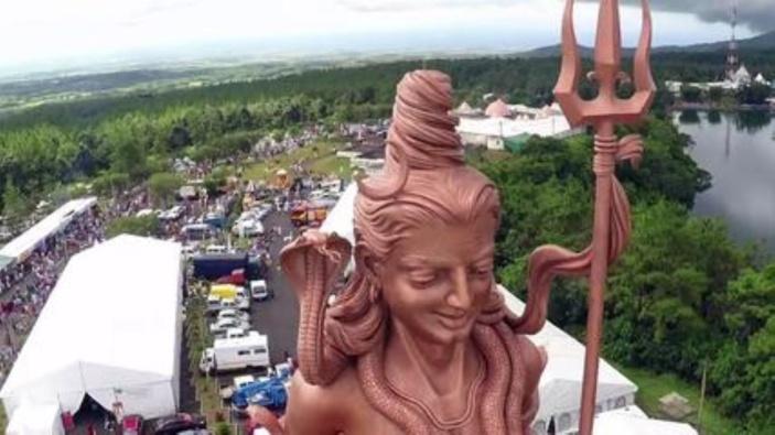Maha Shivratri  : Un Shivalinga de 4,8 mètres sera construit à Grand-Bassin