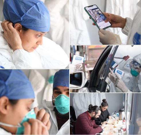▶️ Coronavirus : Une Mauricienne et son époux, bénévoles auprès des patients à Wenzhou, en Chine