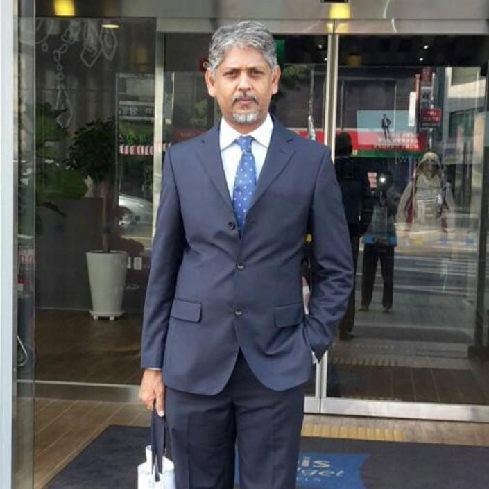 Le nouveau chairman de l'IBA, Oumesh Rajkoomarsing n'est pas pressé avec la télé privée