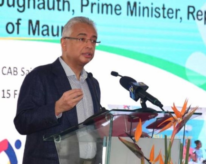 Dans le déni, Pravind Jugnauth plaide de nouveau pour que «les perdants acceptent le verdict de la population »