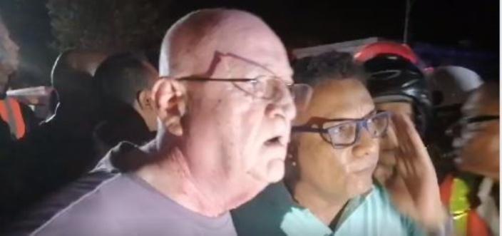Accident mortel à Barkly : Présence remarquée de l'opposition et absence des membres du gouvernement