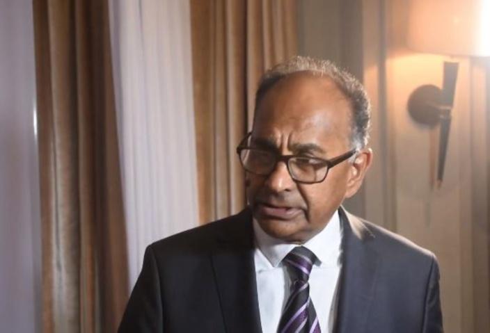 Accident à Barkly : Alan Ganoo critique la présence de l'opposition