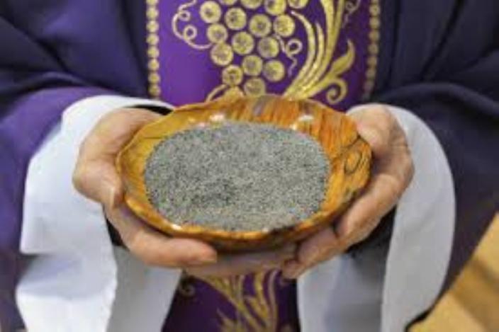 Mercredi des cendres : début du carême ce mercredi