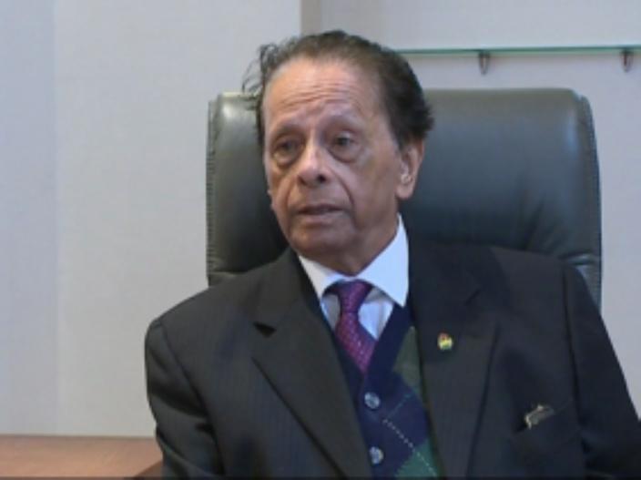 Sir Anerood Jugnauth se fait opérer en Inde