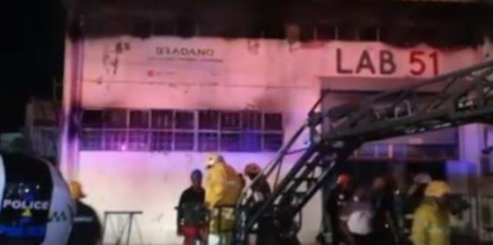 Pailles : Lab 51 ne serait pas conforme aux normes de sécurité en cas d'incendie