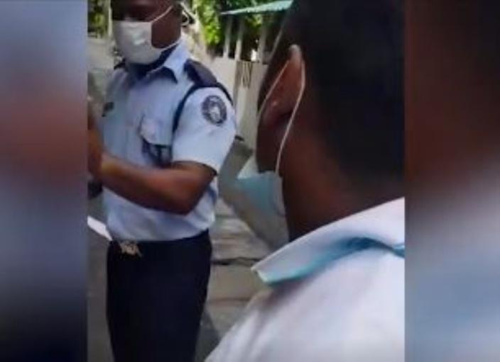 Couvre-feu : Brutalité policière, le DCP Jhugroo fait un appel aux membres des forces de l'ordre