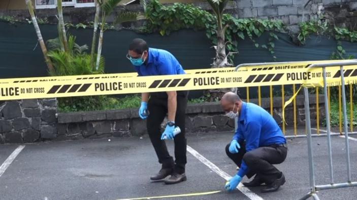 ▶️ La police vérifie que les consignes de sécurité sont respectées avant la réouverture des supermarchés