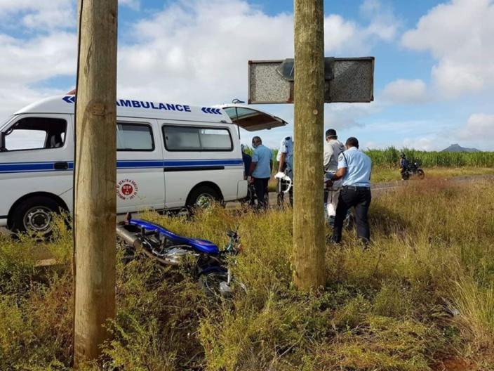 Délit de fuite à Chebel : Un couple en moto violemment percuté par un chauffard