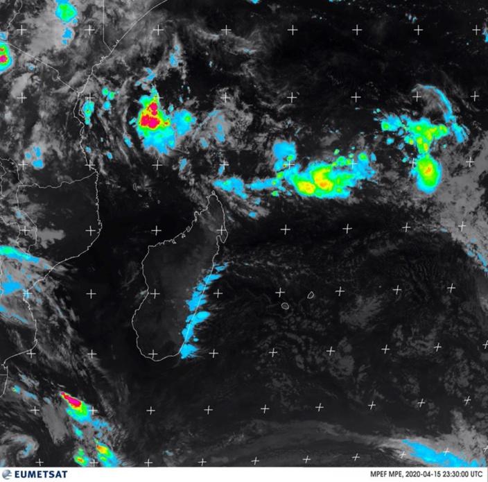 La météo du jeudi 16 avril 2020