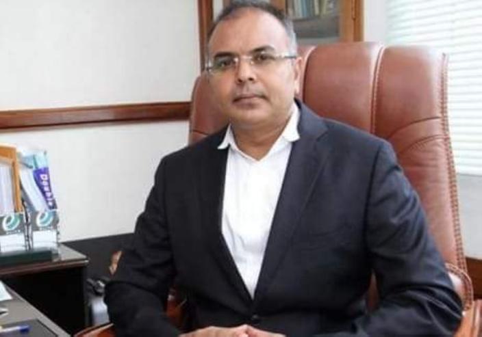 Sanjeev Teeluckdharry verbalisé pour avoir enfreint le couvre-feu
