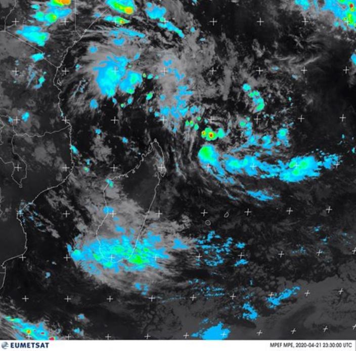 La météo du mercredi 22 avril 2020