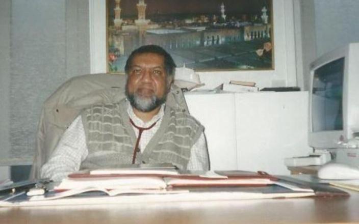 Le docteur Mohammad Hossenbux, fait partie des trois généralistes du 93 morts du Covid-19.