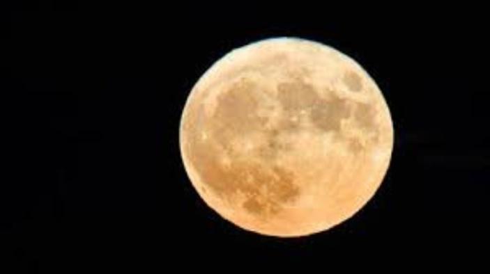"""""""La Super Lune des fleurs"""" visible dans la nuit de ce jeudi à vendredi"""