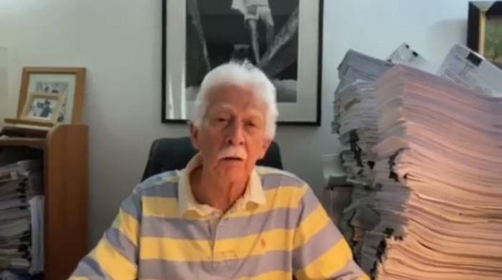 Covid-10 : Bérenger en papy flingueur parle de confusion du gouvernement
