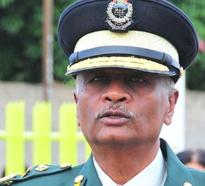 Le commissaire de prison, Vinod Appadoo sur la sellette