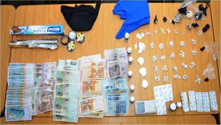 Roche-Bois : Un éleveur de porcs et ses complices arrêtés avec Rs 2,3 millions de drogue