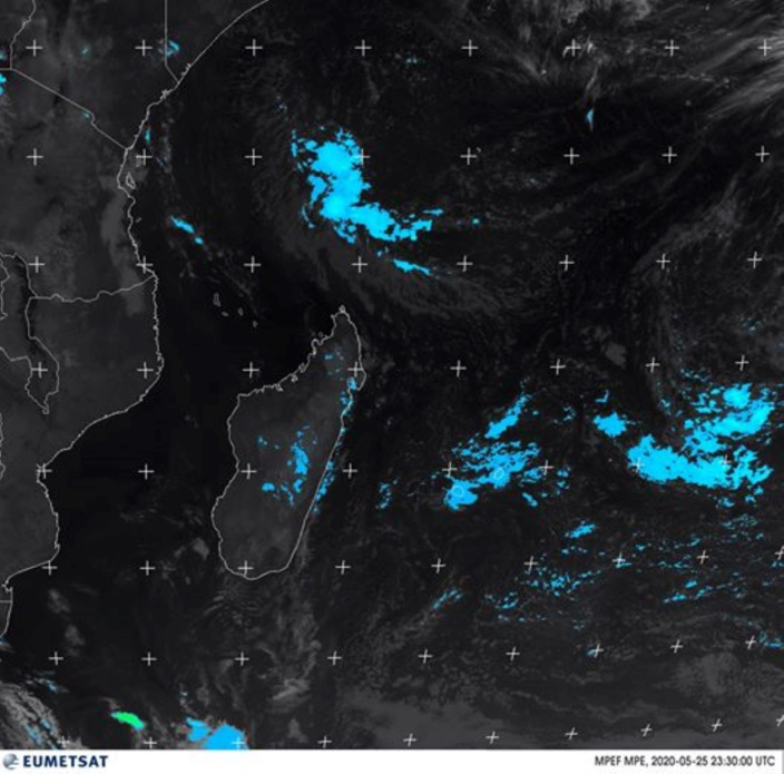 La météo du mardi 26 mai 2020