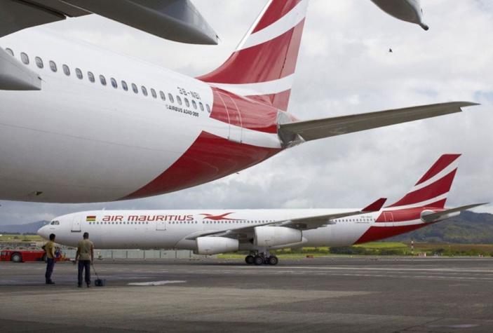La valse à trois temps à Air Mauritius