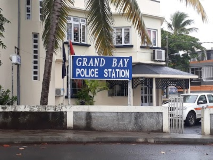 Sale temps pour la police à Grand Gaube