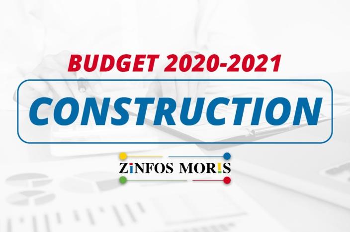 [Budget 2020-2021] Rs 12 milliards pour les logements sociaux et Rs 5,2 milliards pour les infrastructures