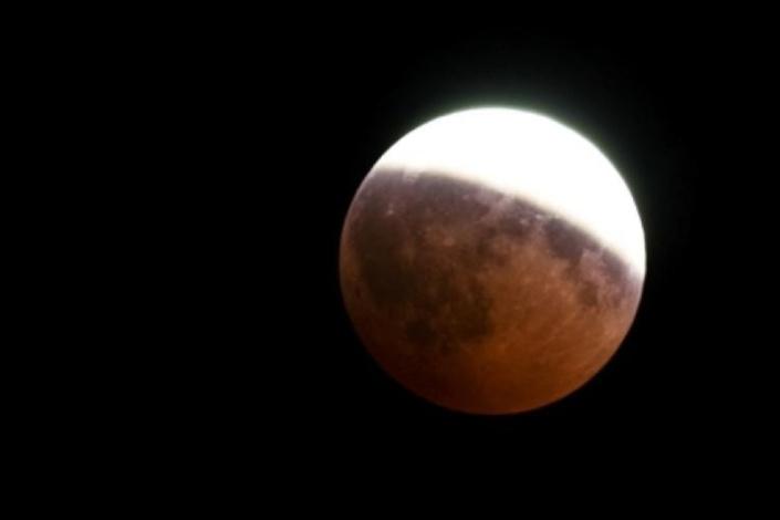 Ne ratez pas l'éclipse partielle de Lune visible à Maurice ce soir