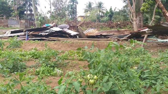 Expulsés des terres de l'Etat, les squatteurs de Riambel vivent dans des conditions encore plus misérables