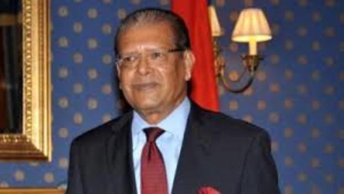 PQN rejetée : Kailash Purryag de mettre son grain de sel