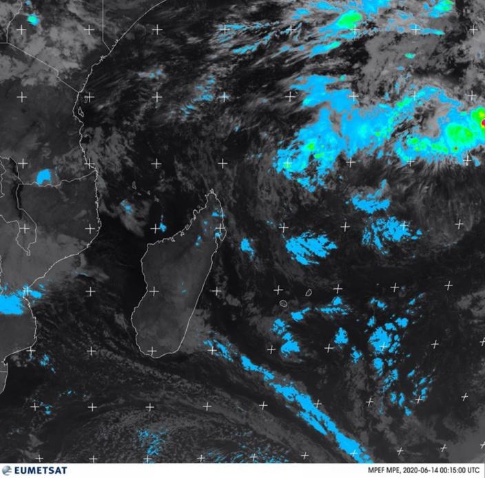La météo du dimanche 14 juin 2020