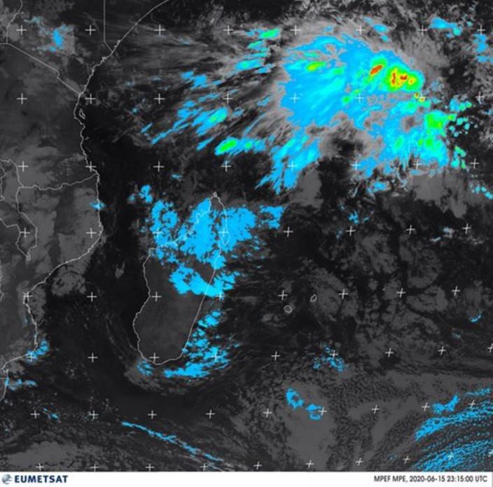 La météo du mardi 16 juin 2020