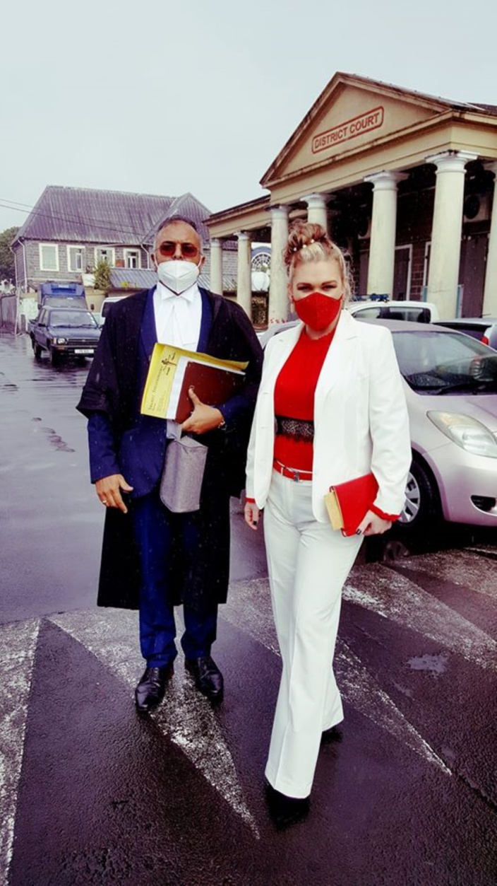 La tarologue Olesya Paradis parle d'arrestation motivée politiquement