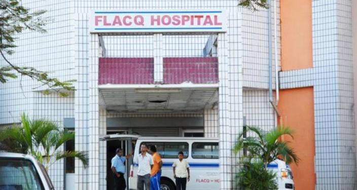 Plusieurs blessés dans un accident à Flacq  impliquant un véhicule de police