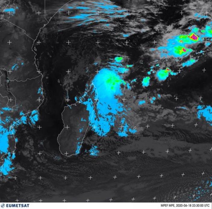 La météo du vendredi 19 juin 2020