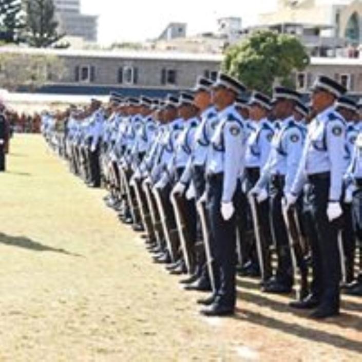 Work in progress au sein de la police