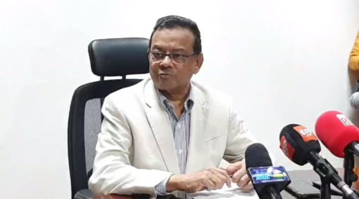 Collendavelloo : Le Premier ministre m'a demandé de step down, j'ai préféré la révocation