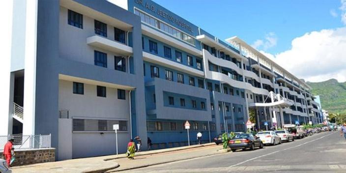 Cité Vallijee : Un piéton grièvement blessé hier