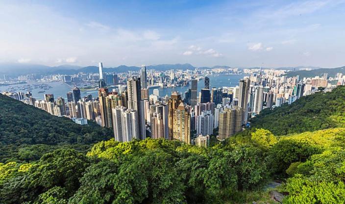 """[Jean-Paul Lam]  """" Views on Hong-Kong """""""