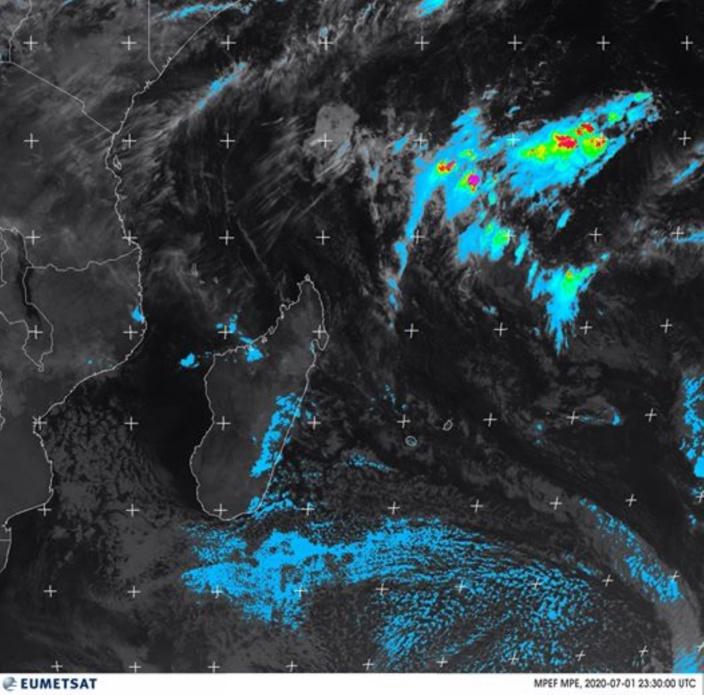 La météo du vendredi 3 juillet 2020