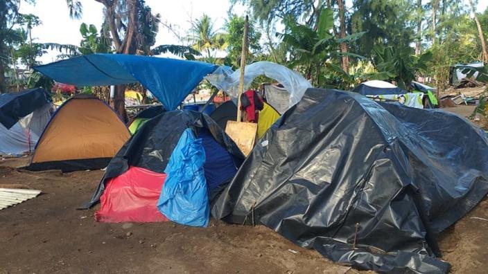 Riambel : Des cas de gastro et de bronchite parmi les enfants du camp des squatters d'African Town