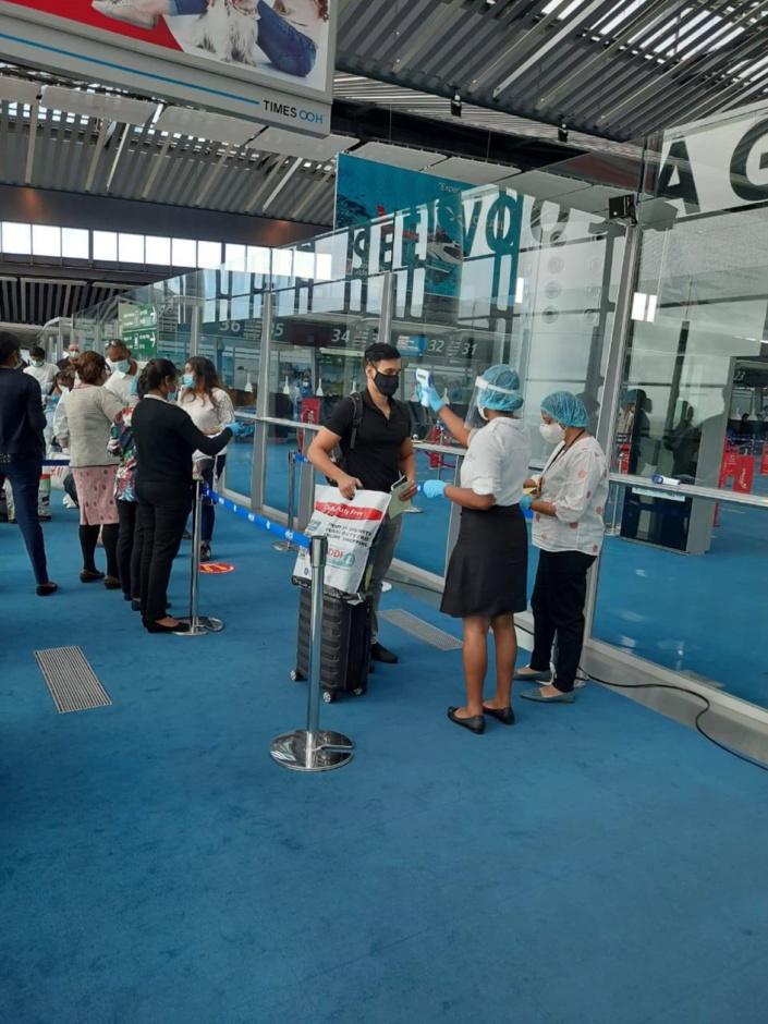 Rapatriement : 289 passagers bloqués à l'étranger sont de retour au pays