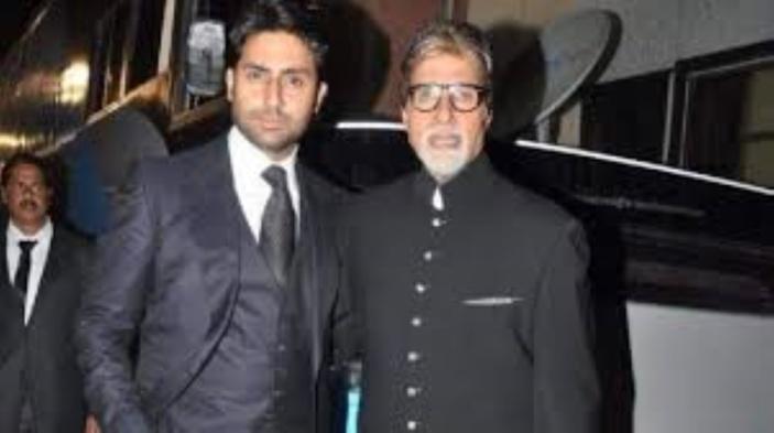 Covid-19 : Amitabh Bachchan et son fils Abhishek testés positifs