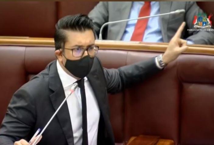 Parlement : Le ton de Shakeel Mohamed à l'égard du Speaker monte d'un cran