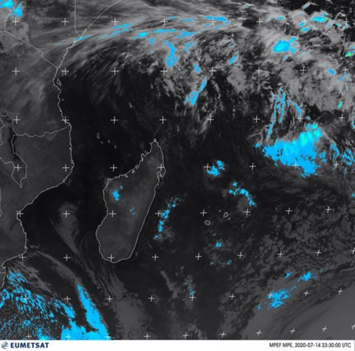 La météo du mercredi 15 juillet 2020