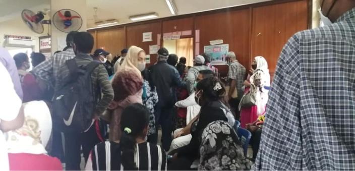 Une organisation chaotique et « inadmissible » à l'hôpital de Moka