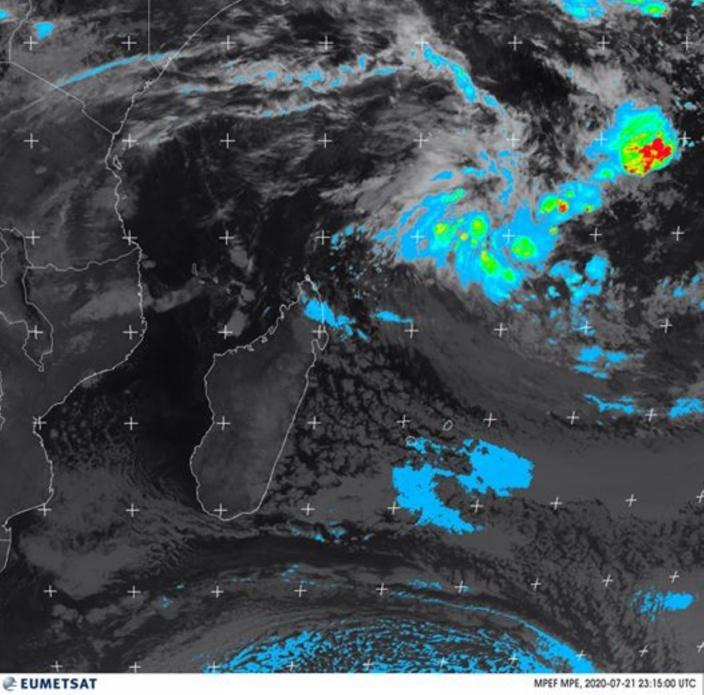 La météo du mercredi 22 juillet 2020