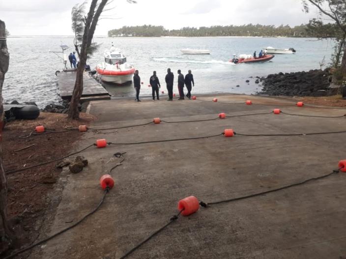 Wakashio échoué à Pointe d'Esny : Aucune fuite d'hydrocarbure, mais l'état de la mer risque de retarder les opérations de secours